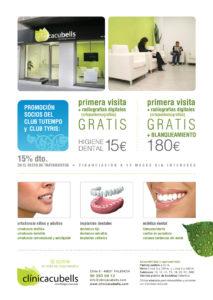 anuncio prensa clínica dental