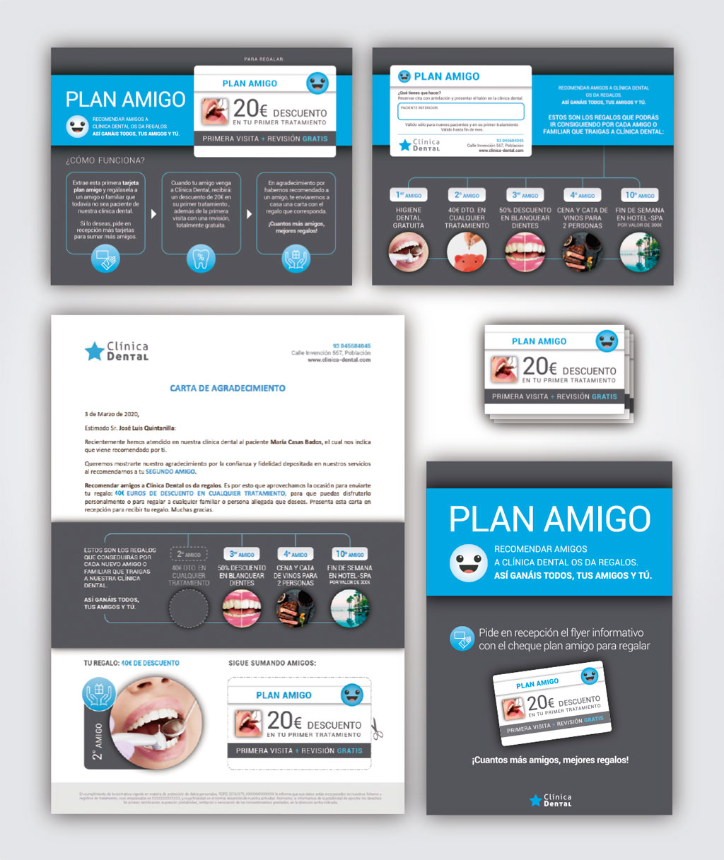 plan amigo clínica dental
