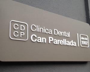 Rotulación clínicas dentales