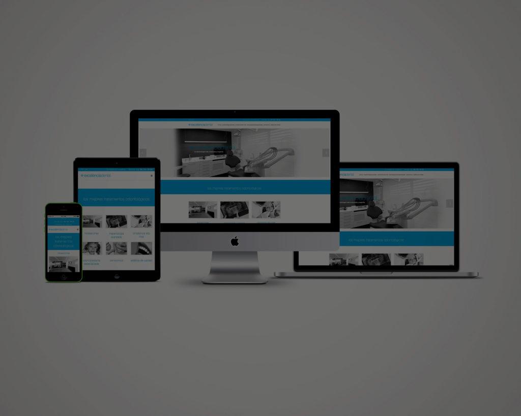 webs para clínicas dentales